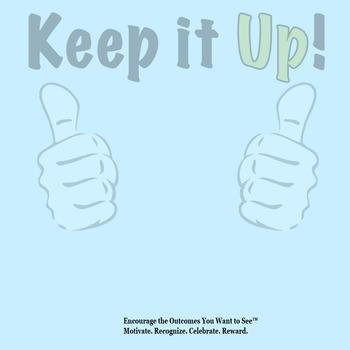 Student Motivational Stickies