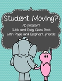 Student Moving Book
