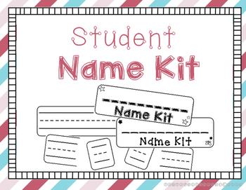 Student Name Kit