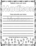 Student Name Practice (Editable)
