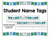 Student Name Tags