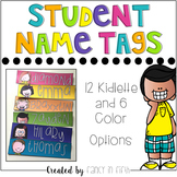 Student Name Tags {Editable}