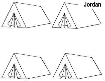 Student Name Tents