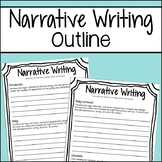 Student Narrative Writing Outline