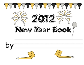Student New Year's Book