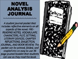Novel Reflective Journal