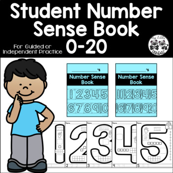Student Number Anchor Charts 0-20