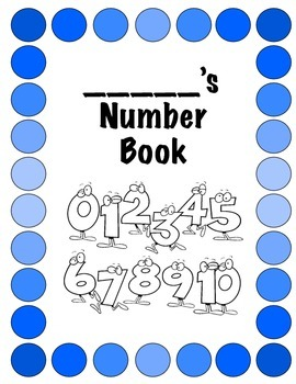 Student Number Book