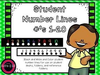 Student Number Lines 1-20
