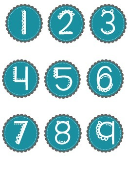 Student Numbers for the Classroom