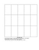 Student Observation Chart