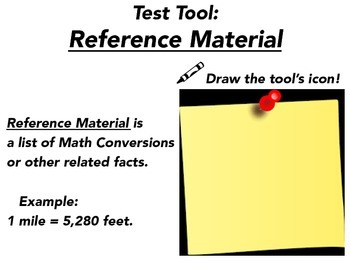 Student Online Test Prep Draw-the-Tool Activity