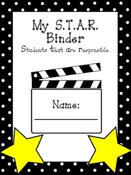 Student Organization Daily Binder