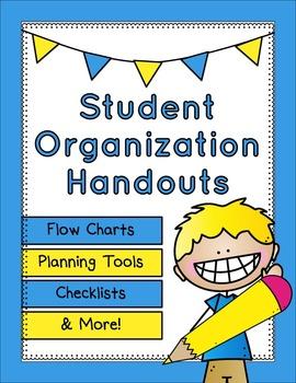 Student Organization Handouts