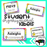 Student Organization Labels BUNDLE