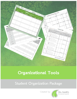 Student Organization Package