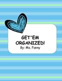 Student Organizational Chart