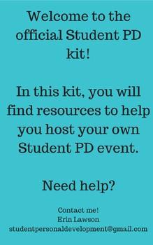 Student PD (Personal Development) Kit
