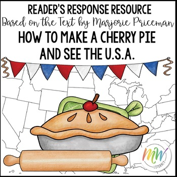 How to Make a Cherry Pie and See the U.S.A. Reader's Packet
