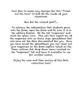 Student/Parent Information
