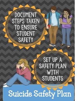 Student & Parent Safety Plan for Suicide Ideation