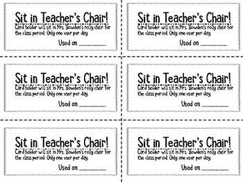 Student Pass Rewards
