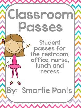 Student Passes