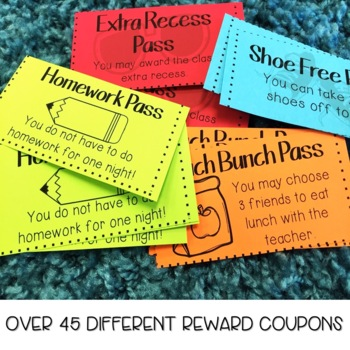 Reward Coupons {Low Cost Student Passes}