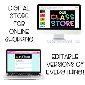 Reward Coupons {Low Cost Student Passes with Class Store}