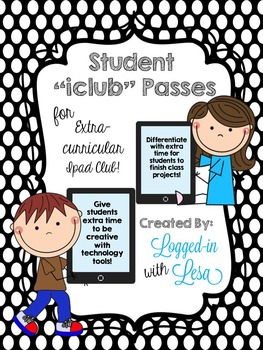 """Student Passes for """"iclub"""""""