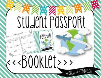 Student Passport   World Travel