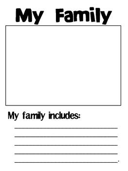Student Personal Portfolio Printable