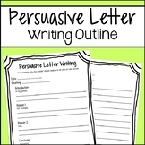 Student Persuasive Letter Writing Outline