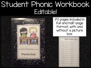 Student Phonic Workbook