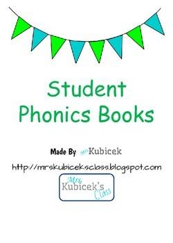 Student Phonics Books