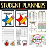 Student Planner - 2018  Older and Primary Version