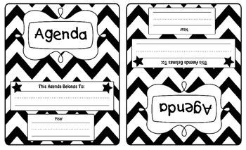 Student Planner / Agenda (Primary)