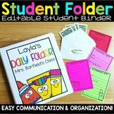 Student Planner - Editable Student Binder