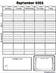 Student Planner: No Prep, Engaging, Ready to Print and Use