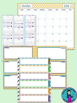Student Planner Tumblr Version