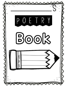 Student Poetry Booklet