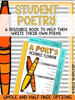 Student Poetry Reference Books