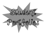 Student Porfolio and Student Mailbox Crate Labels