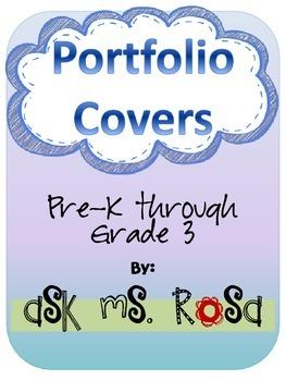 Student Portfolio Cover