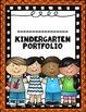 FREE Student Portfolio Covers (Pre-K-5th Grade)