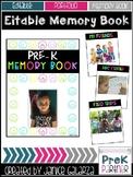 Student Portfolio-Memory Book {{EDITABLE}}