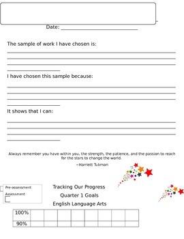 Student Portfolio Templates