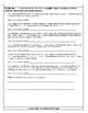 "Student Portfolio - based on ACTFL Novice High ""I Can"" statement"