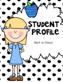 Student Profile - Back to School