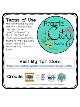 Student profile template by prairie city teacher tpt student profile template maxwellsz